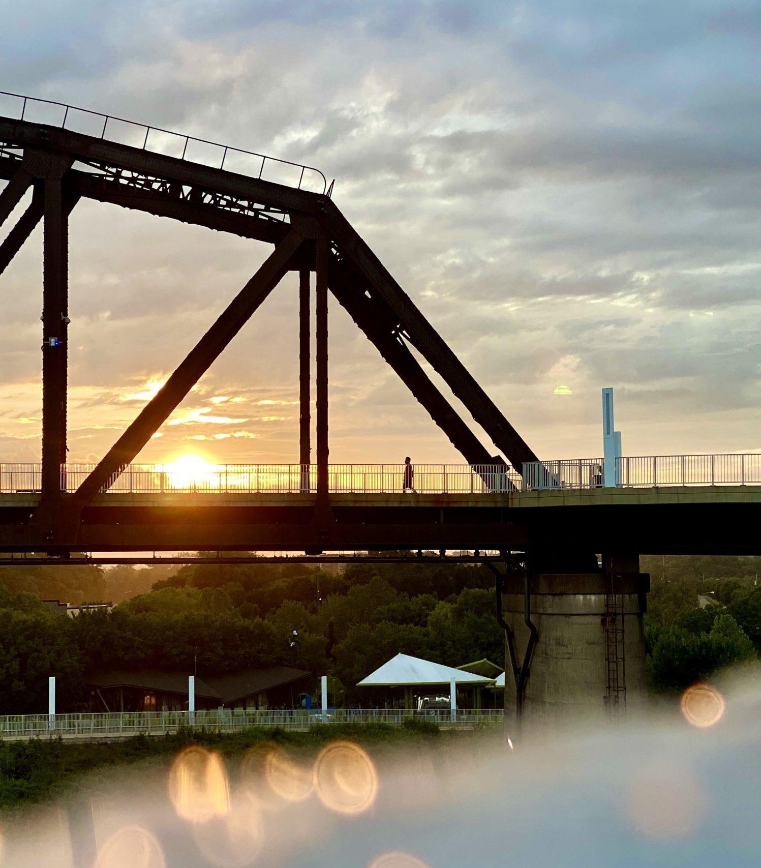 LIKE_runJMrun Big Four Bridge